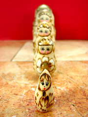 Stacking dolls (cgines) Tags: toy doll matryoshka nesteddoll stackingdoll 365toyproject