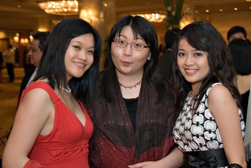 Kim, Suanie & Val