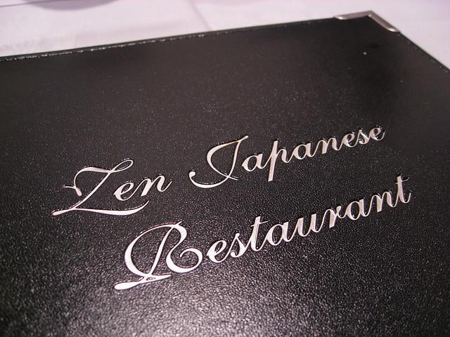 Zen Japanese Restaurant by Sifu Renka