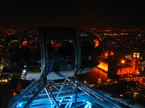London - On Top of the London Eye 2
