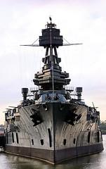 Battleship Texas (edwardleger) Tags: museum gun ship texas searchthebest explore battleship breathtaking 2007 supershot mywinners