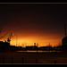 365: #284, Sunset at Hietalahti