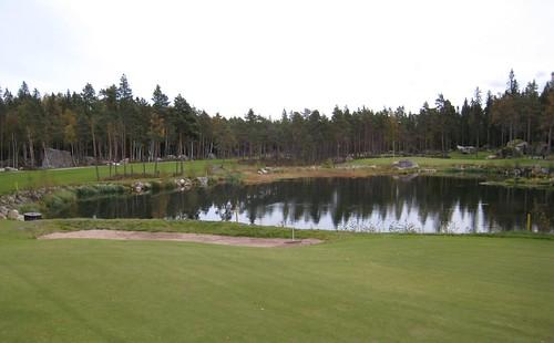 Water hazard in Vaasa