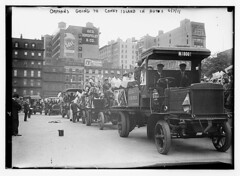 Orphans going to Coney Island in Autos, 6/7/11  (LOC) (The Library of Congress) Tags: auto nyc newyorkcity trip blackandwhite bw 6 ny newyork streets cars wheel june kids brooklyn truck vintage ads children coneyisland island calle automobile gente marcus flag unitedstatesofamerica 7 flags parade personas orphans celebration americanflags steven libraryofcongress jews autos coney excitement unionsquare advertisements 7th mujeres greyday ton usflag ruedas hombres automovil 1911 oldtimey glassnegative flatcap canarsie nycparade odol bssing helmar thewonderwheel xmlns:dc=httppurlorgdcelements11 dc:identifier=httphdllocgovlocpnpggbain09486 m1800 flagdaycelebration marketingtactic voncello arnsbergerson bssing6tontruck 6tontruck helmarcigarettes geoborgfeldtco lithrographing preobservedflagdaycelebration anticipationofflagday solidtyre