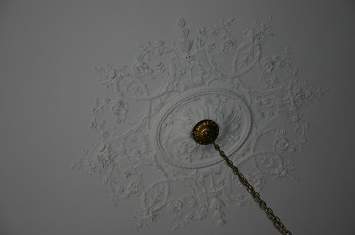 Center Medallion - Study Ceiling