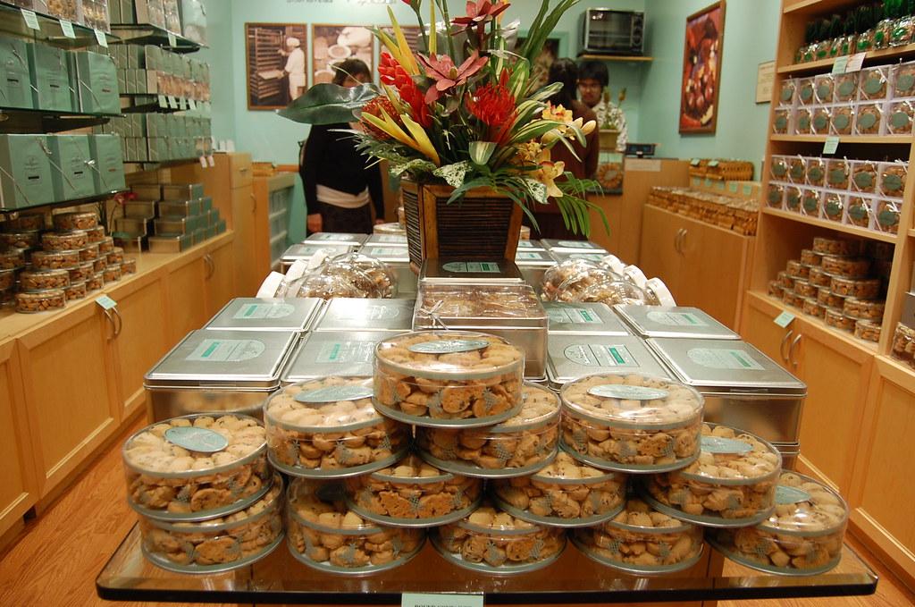Maui Day 4: Honolulu Cookie Company