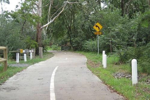 Upgraded path through Koomba Park (1)