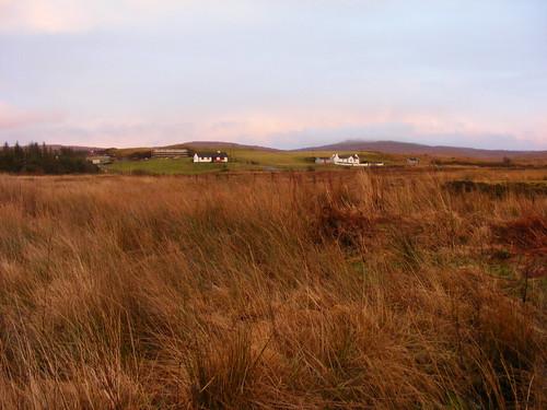 Paisaje isla de Skye