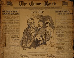Comeback December 4, 1918 - first edition