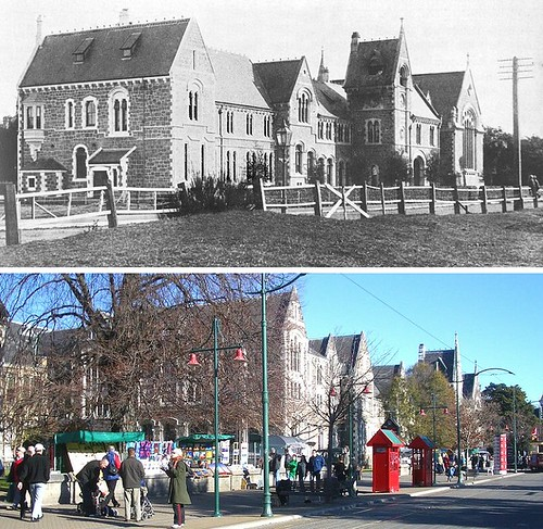 Christchurch Now & Then #17