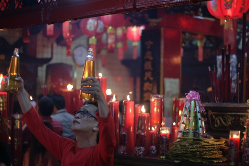 Прослава на Кинеска Нова Година
