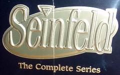 Logo fra Seinfeld DVD samling