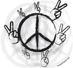 Peace Sign Symbol 50th Anniversary - Happy Birthday (Angela Hayden ART GODDESS) Tags: family peace antiwar happybirthday activism peacesign protesting 50thanniversary counterculture resistance newartwork socialjustice peacesymbol newdesign antiviolence antiwarmovement geraldholtom