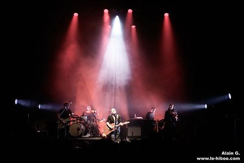 Photos de Da Silva en concert, La Cigale 26 février 2008