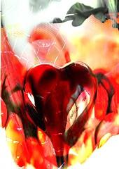 أهديتك قلبي وروحي (°~*¤®§(*§  موج البحر §*)§®¤*~°) Tags: قلبي وروحي أهديتك