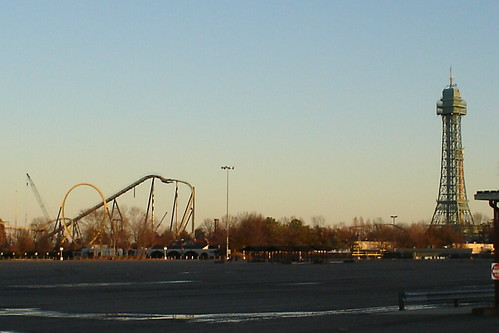 Dominator Construction at Kings Dominion
