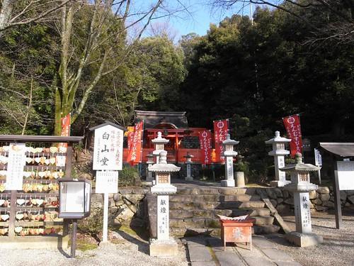 安倍文殊院(白山神社)-01
