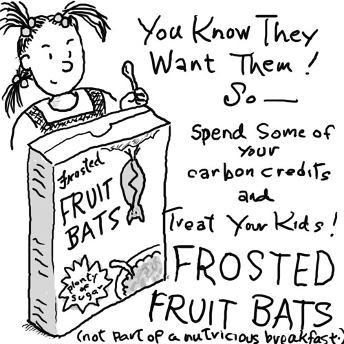 frosted fruit bats Kassie Schwan