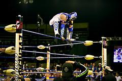 About to Fly! (Tarzan!!!) Tags: wrestling eveready luchas ixtapaluca televisa