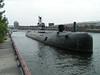 russisches Spionage U-Boot - Museum