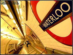 London Underground  Waterloo in Perspective (david gutierrez [ www.davidgutierrez.co.uk ]) Tags: city uk travel england urban london colors station train underground spectacular geotagged lights photo interestingness arquitectura cityscape angle image centre transport tube perspective platform tracks cities cityscapes center explore waterloo finepix londres fujifilm sensational metropolis londonunderground topf100 londra impressive waterloostation municipality cites 100faves s6500fd s6000fd fujifilmfinepixs6500fd lovetravel undergroundwaterloo waterlooinperspective