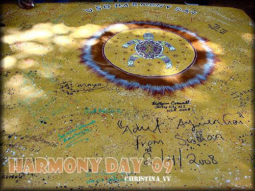 USQ Harmony Day 2008: Hamony Day '09