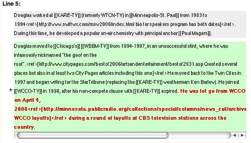Paul Douglas (meteorologist) - Wikipedia, the free encyclopedia
