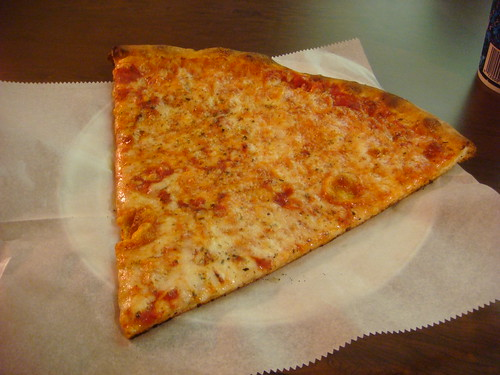 Pizza Month, day 9: Bostone Pizza