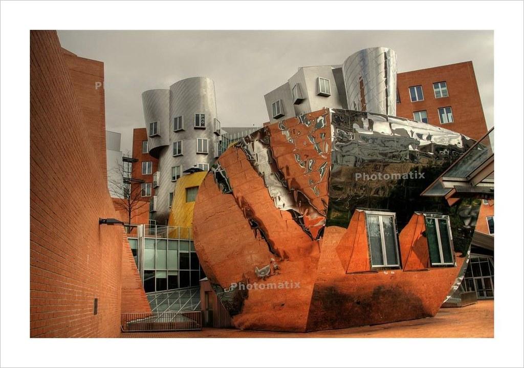 The MIT Stata Center