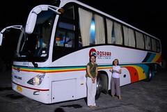 to donsol and the butandings! (tsubibo) Tags: bus philippines bicol cagsawa legazpi