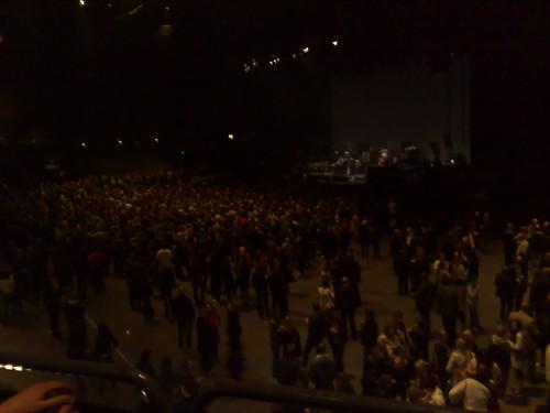Crowds brewing