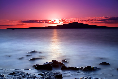 Rangitoto @ Dawn