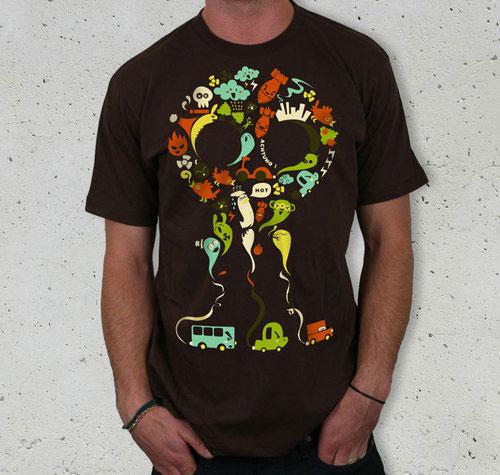 2719500125 12d5225bc3 70 camisetas para quem tem atitude verde