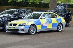 EX555OHV (Emergency_Vehicles) Tags: ex55ohv city london police bmw film stunt car transformers thelastknight