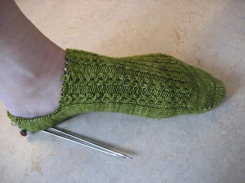 WIP_Donyale socks