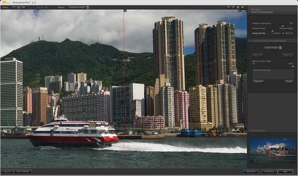 Sharpener Pro 3.0 - zoom 100