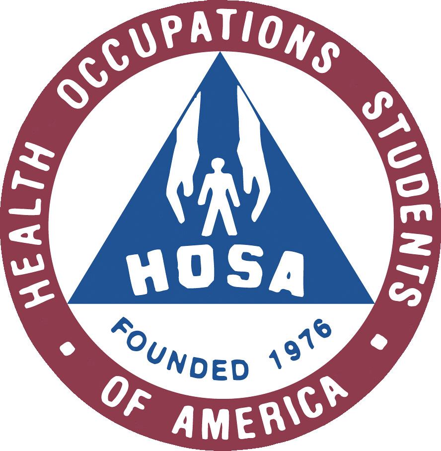 HOSA logo - Arizona HOSA  ------ The Introduction of Health Occupations Students of America (HOSA) into Arizona Secondary and Post-Secondary Education