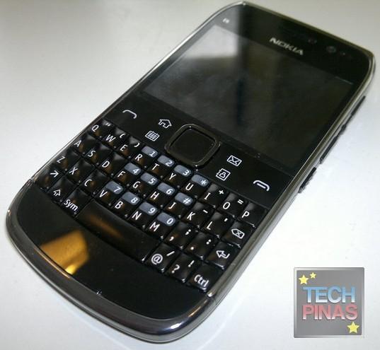 symbian anna Nokia e6