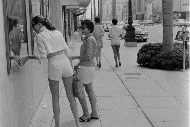 Female Short Pants