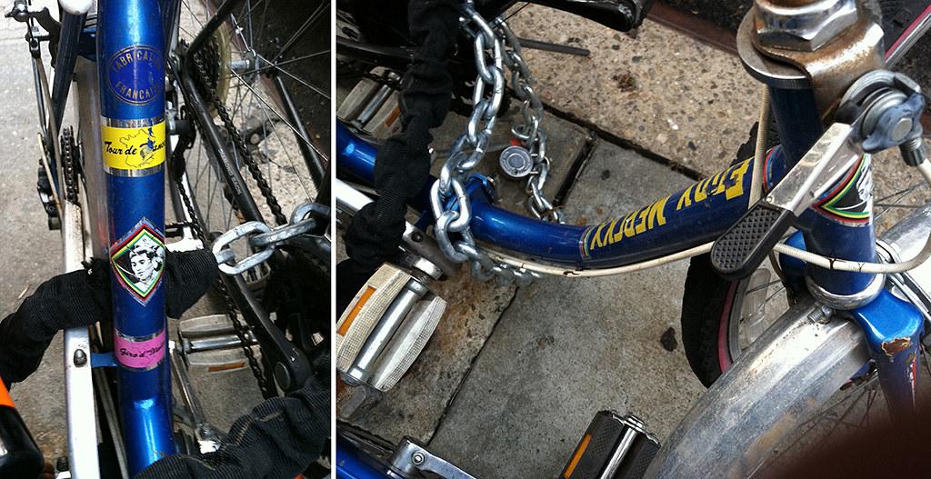 Eddy Merckx Folding Bike
