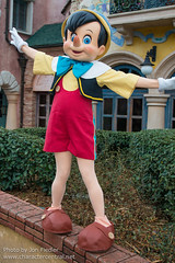 Pinocchio (Regular)