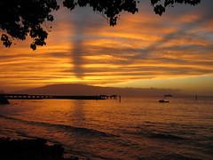 Sunset at Lahaina, Maui