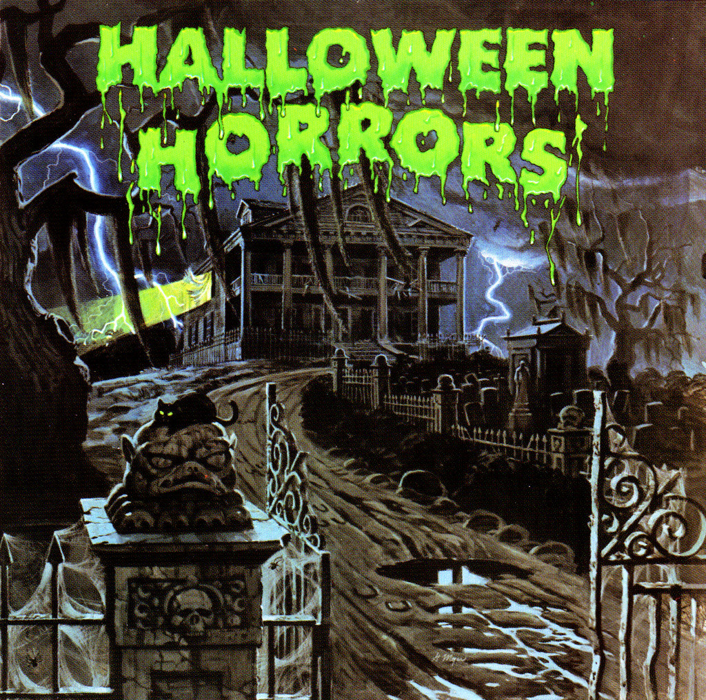 halloween horrors! | branded in the 80s