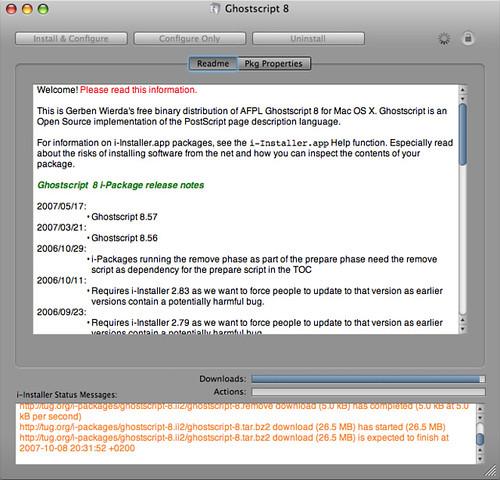 Installer Latex sur Mac 7