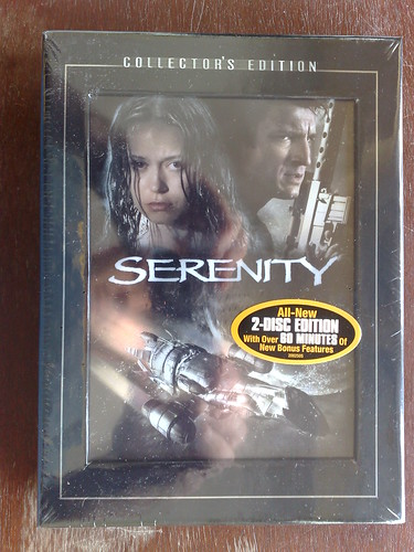 Serenity Collector's Edition