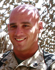 Shaved Bald (Flatboy) Tags: haircut man men military shaved bald shave