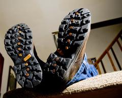 New Shoe FUTAB (Cayusa) Tags: new selfportrait self shoes boots bart 365 timberland newboots day316 365days futab feetuptakeabreak daythreehundredandsixteen 365316 365day316