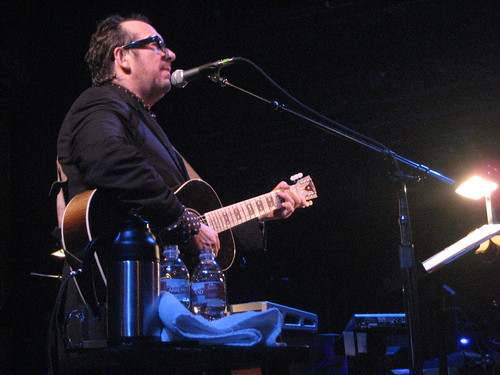 Elvis Costello & Clover, November 8, 2007