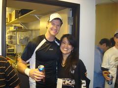 Chris Pronger and Me