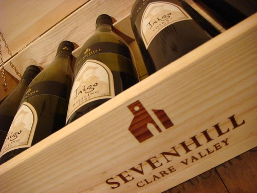 Sevenhill Winery, Clare Valley...